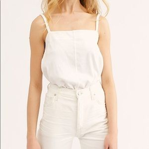 Free People Marissa Bodysuit